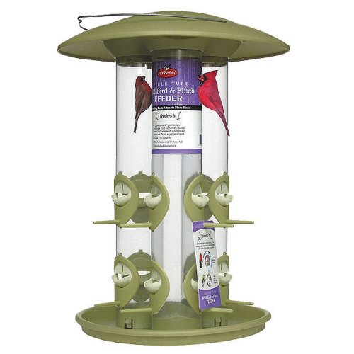 Triple Tube Wild Finch Feeder product image