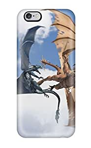 Perfect Fit GUvqnkx9132LALOG Dragon Fight Case For Iphone - 6 Plus
