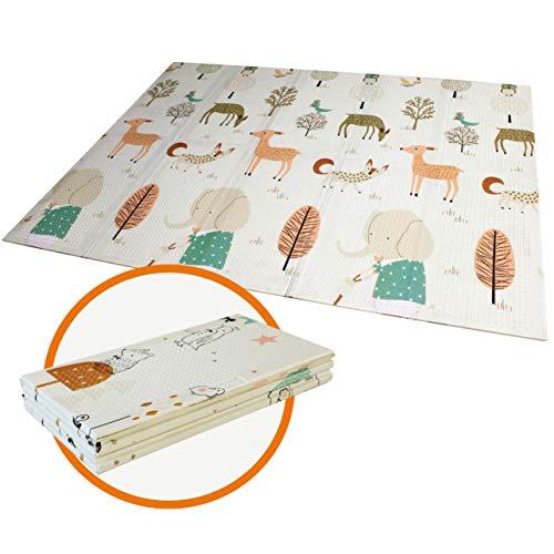 Baby Folding mat Play