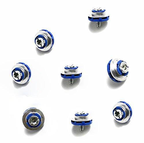 Vivi Audio® 8X Hard Drive Mounting Screws for HP 6000 6005 Pro, 8000 8100 8200 Elite DC7800 7900
