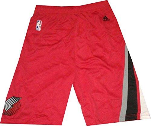 NBA Portland Trail Blazers Youth Boys 8-20 Replica Alternate Shorts, Medium (10/12), Red ()