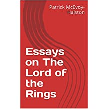 Essays on The Lord of the Rings