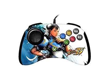 Amazon Com Sony Ps3 Street Fighter Iv Fightpad Chun Li Video Games
