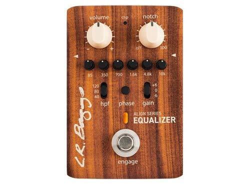 (LR Baggs Align Equalizer Acoustic EQ Pedal )