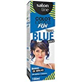Salon Line Color Express Tintura Semi Permanente Fun Blue Rock, 100 ml