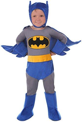 [Princess Paradise Baby Batman Cuddly Costume, Blue, 18 Months 24 Months] (Batman Costumes Infant)