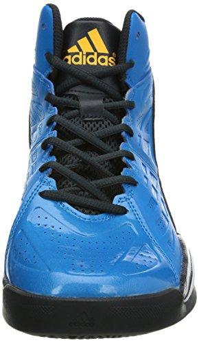 ZAPATILLA BASKET C75499 - azul y negro