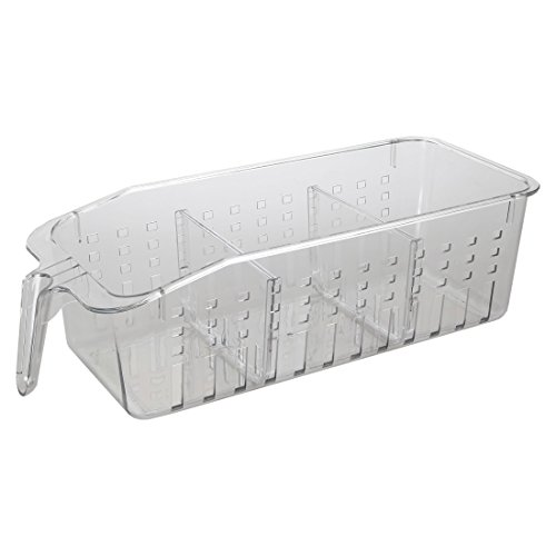 Perfect Fridge Handy Produce Bins (Large). Clear