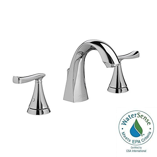 - American Standard Chatfield 8 in. Widespread 2-Handle Bathroom Faucet in Polished Chrome