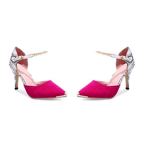 Mujer Zapatos para Cómodos De Red Moda xIU1pwI