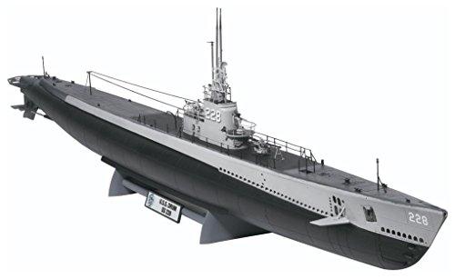 1/72 Gato class submarine by Revell-Monogram