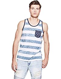 "<span class=""a-offscreen"">[Sponsored]</span>Men's Sam Striped Tank"