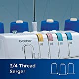 Brother Thread Serger with Differential Feed