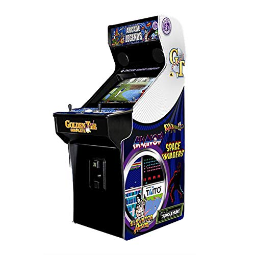(Chicago Gaming Arcade Legends 3 with Golden Tee and Installed Game Pack 536 Upgrade)