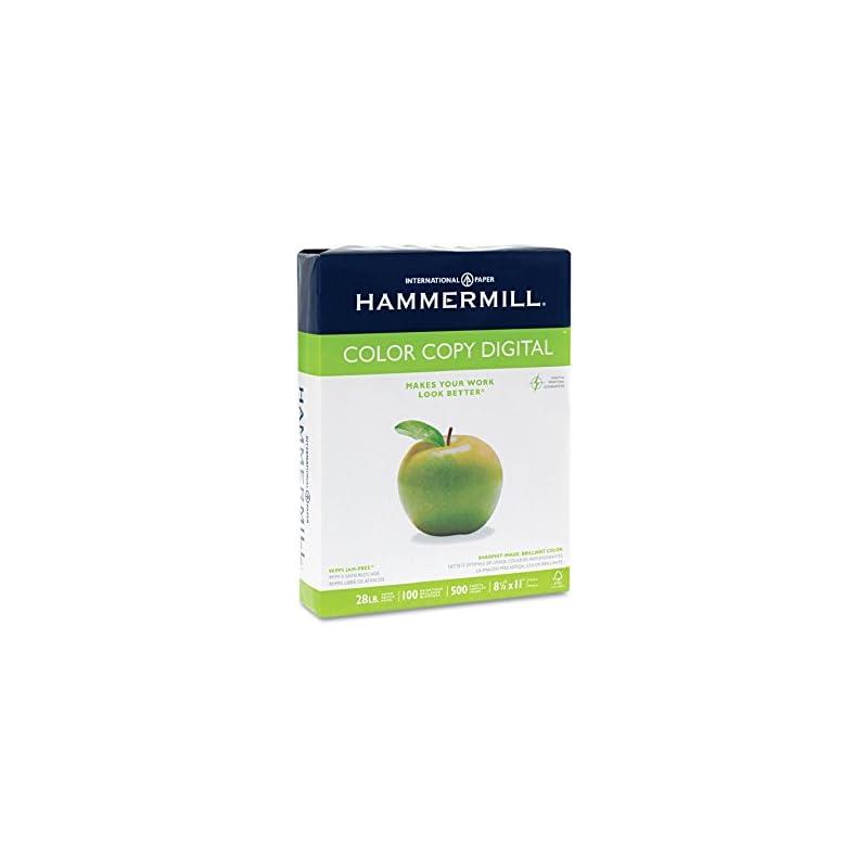 Hammermill 102467 Copy Paper, 100 Bright