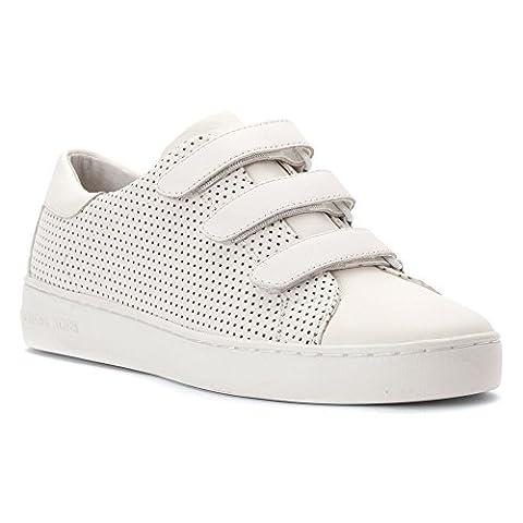 MICHAEL Michael Kors Women's Craig Sneakers, Optic White, 9.5 B(M)