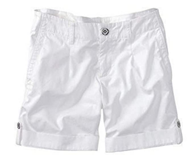 56008c812862 Shorts Chinohorts Mujer de Eddie Bauer - algodón, blanco, 100 ...