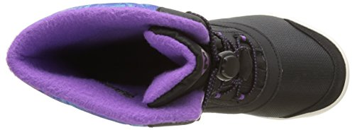 Hautes Randonnée WTRPF Violet Black Fille Berry Bank Snow Print ML 0 Girls Merrell Chaussures 2 de 7xvwzxY