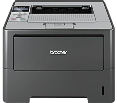 BROTHER Impresora láser en blanco y negro HL-6180DW de red + ...