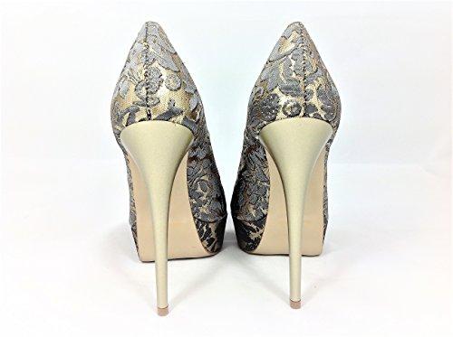 Divine Follie - Zapatos de vestir para mujer