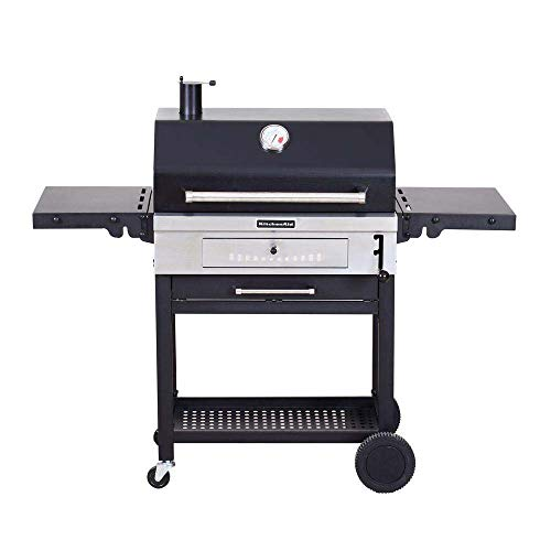 KitchenAid 27 in. Cart-Style Charcoal Grill