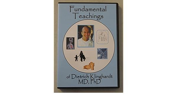Fundamental Teachings of Dietrich Klinghardt MD, PhD (5 DVD