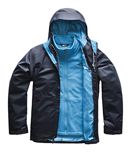 The North Face Men's Arrowood Triclimate Jacket, Urban Navy, Large (Best North Face Ski Jacket)