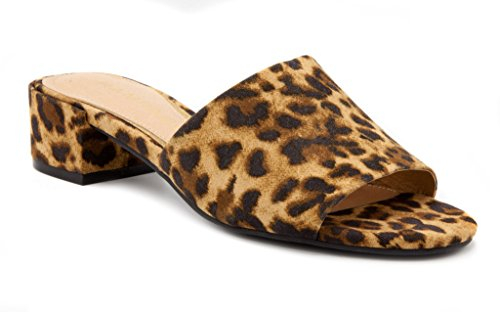 bc2641eb77 Rampage Womens Malista Open Toe Mule Slide 7.5 Leopard - Buy Online in UAE.    Apparel Products in the UAE - See Prices, Reviews and Free Delivery in  Dubai, ...