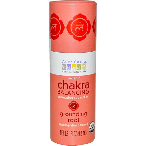 Chakra Balancing Aromatherapy Grounding Liquid product image