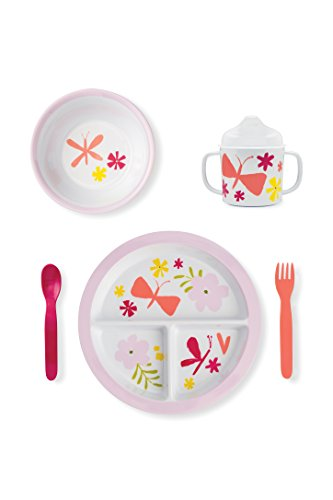 Kate Spade New York Baby Girl Melamine Dining Set