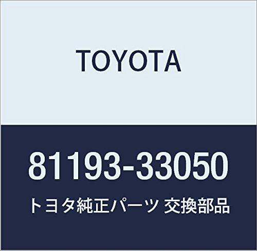 Genuine Toyota 81193-33050 Headlamp Retainer