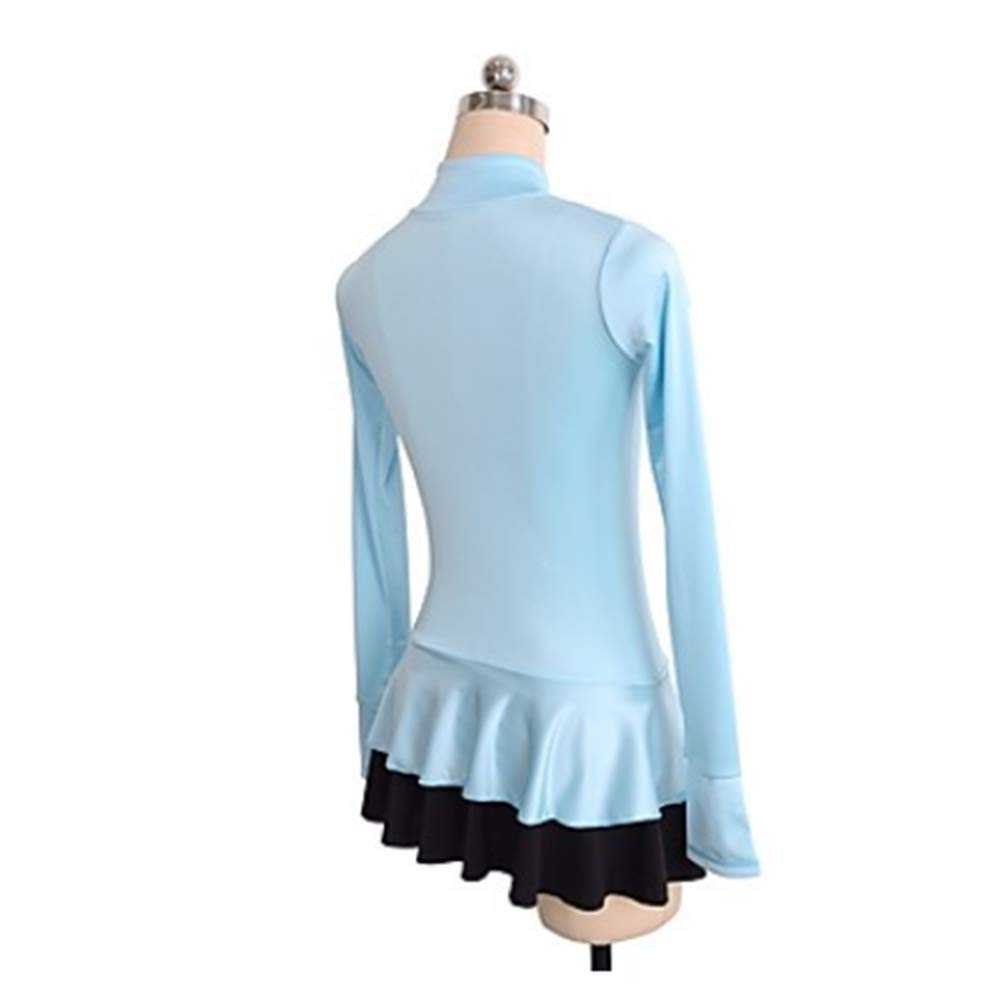 DILIKEXUE Eiskunstlaufkleid für Mädchen Frauen Eislaufen Wettbewerb Performance Kostüm Kostüm Kostüm Tanzkostüm Kleid Professionelle Stretch Atmungsaktiv,XXS B07PHQGS5Q Bekleidung Neuer Stil a5a120