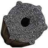 Coconut Shell Charcoal by Komodo Kamado - Premium Natural & Sustainable ~ Smokeless/Neutral Flavored Grilling/Smoking Carbon BBQ - 20lb box
