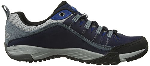 free shipping deals Merrell Men's Helixer Distort Low-Top Sneakers Blue (Sky Blue) sale official site poq0Xx