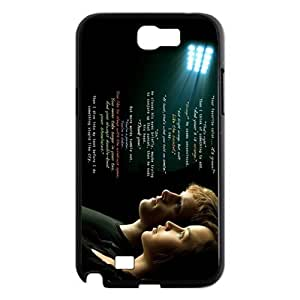 The Hunger Games Two Protagonists Katniss Peeta Mellark Unique Samsung Galaxy Note 2 N7100 Durable Hard Plastic Case Cover CustomDIY