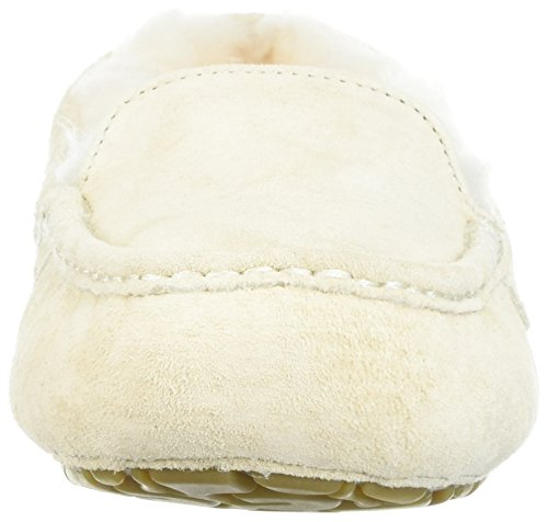 5a5ebb492b8 UGG Women's Ansley Slipper, Cream, 9 M US