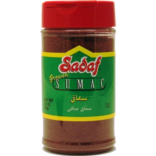Sadaf Sumac Pure, 5-Ounce (Pack of 5)