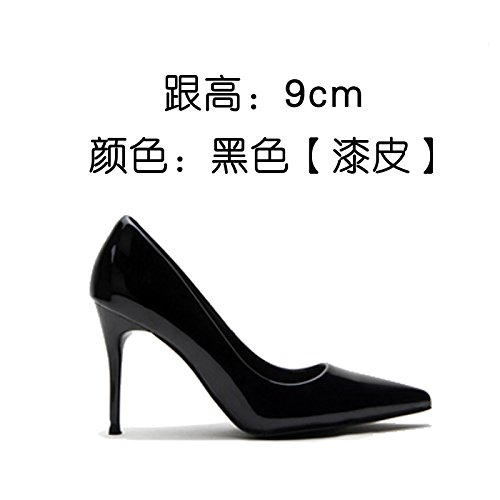 superficialmente solo j suede de de Pequeño Zapato zapatos tacón cuero solo Zapato FLYRCX talón WfUYwqw0