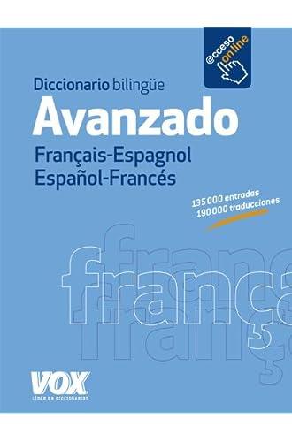 Diccionario Avanzado Français