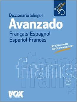 Diccionario Avanzado Français-espagnol / Español-francés por Larousse Editorial epub