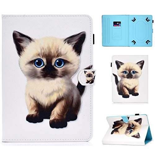 Uliking Universal 8.0 inch Tablet Case Stand Pencil Cover for E-Reader/Asus/Lenovo/Xiaomi/for HP/LG/Mediapad for Samsung Galaxy Tab A/E/4/S2 8.0 for Apple iPad Mini 5/4/3/2/1 7.9