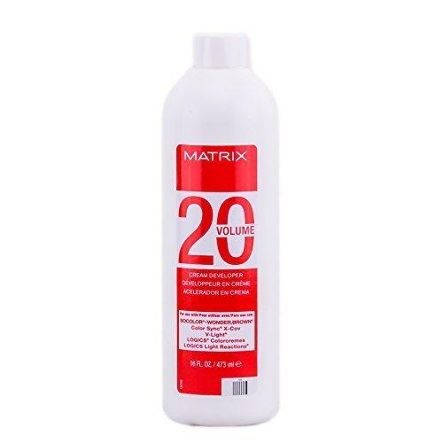 Matrix Cream Developer - 20 Volume - 16 oz