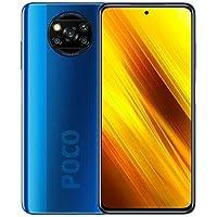 Xiaomi Poco X3 Smartphone, NFC, Dual SIM, 6GB RAM, 64GB, Global Version - Cobalt Blue