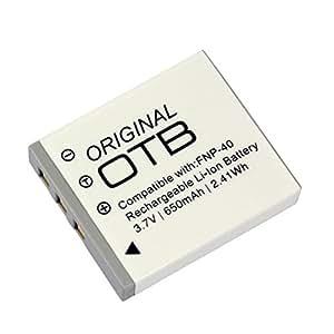 Batería para Pentax Optio A30 (Li-Ion)