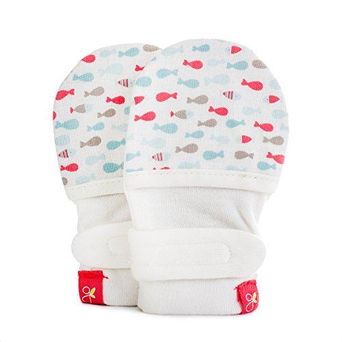 Goumikids Organic Soft Stay On Unisex Scratch Baby