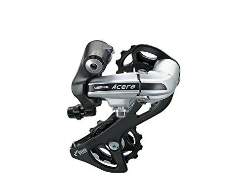 Shimano Acera M360 7 and 8-Speed Rear Derailleur with SmartCage, Black ()