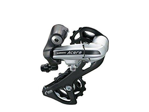 Shimano Acera M360 7 and 8-Speed Rear Derailleur with SmartCage, Black