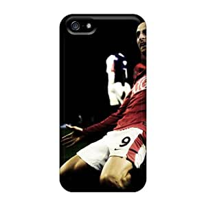 For Iphone 5/5s Fashion Design Dimitar Berbatov Sport Case-iEJdUMU4975TMRIM