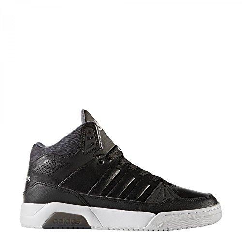Adidas Neo Vrouwen Play9tis Zwarte Schoenen (negbas / Negbas / Gritre)
