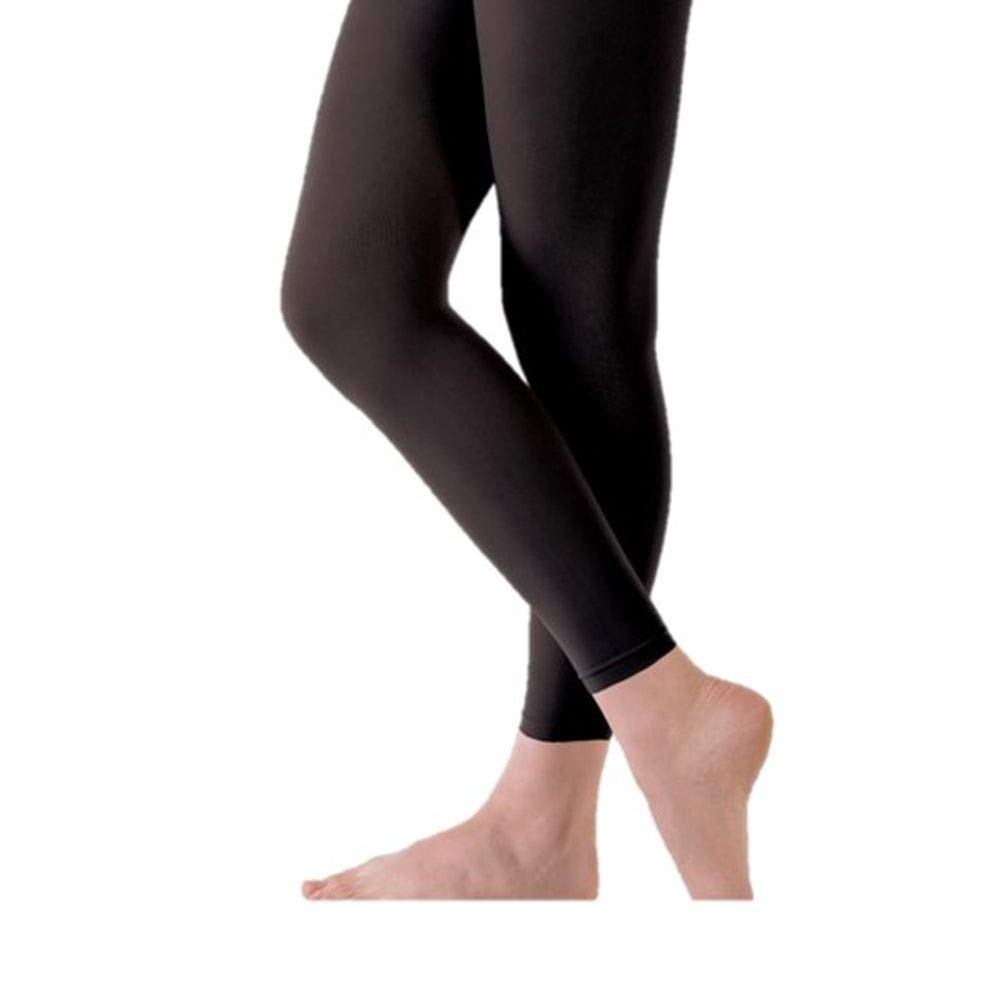 d63f625d16873 v1885 capezio footless dance tights ladies and girls ballet tights:  Amazon.co.uk: Sports & Outdoors
